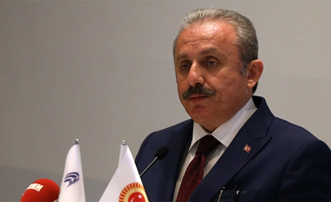 TBMM Başkanı Şentop'tan Türksat 5A paylaşımı
