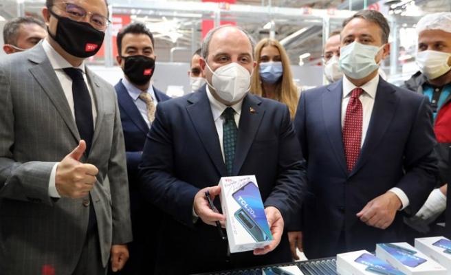 TCL, Türkiye'de üretime başladı!