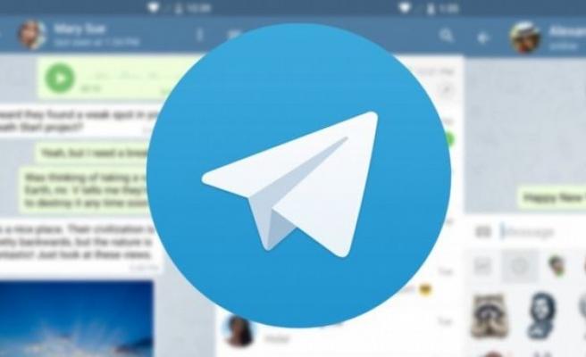 Telegram'a dev güncelleme