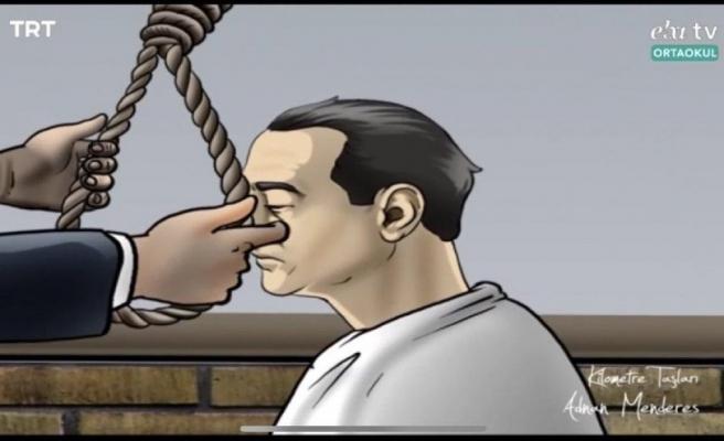 Tepkilerin Ardından Adım Atıldı: MEB'den Adnan Menderes Animasyonu İçin Soruşturma