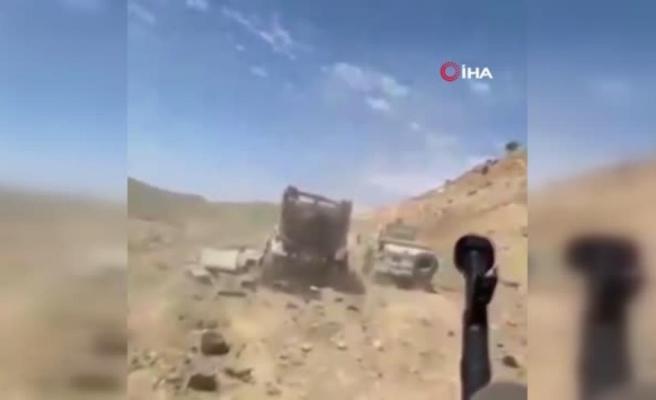 Terör örgütü PKK, Duhok'ta Peşmerge güçlerine pusu kurdu: 5 ölü, 2 yaralı