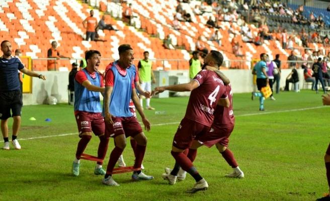 TFF 1. Lig: Adanaspor: 1 Bandırmaspor: 5