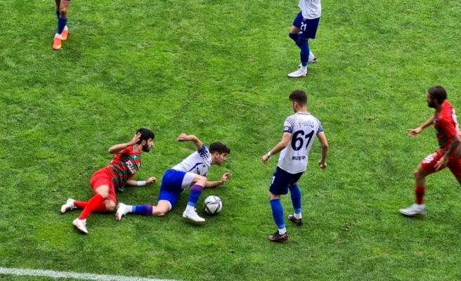 TFF 3. Lig: Kardemir Karabükspor: 0 Karşıyaka: 4