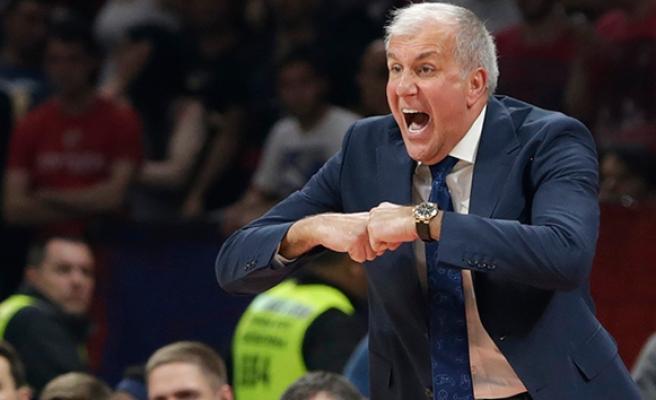 THY Euroleague: Kızılyıldız: 68 - Fenerbahçe Beko: 56