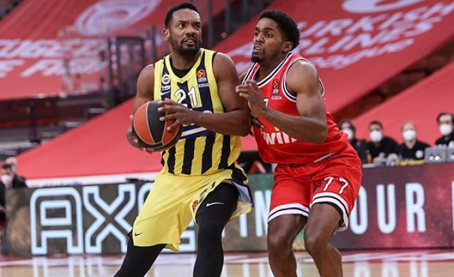 THY Euroleague: Olympiakos: 71 - Fenerbahçe: 76