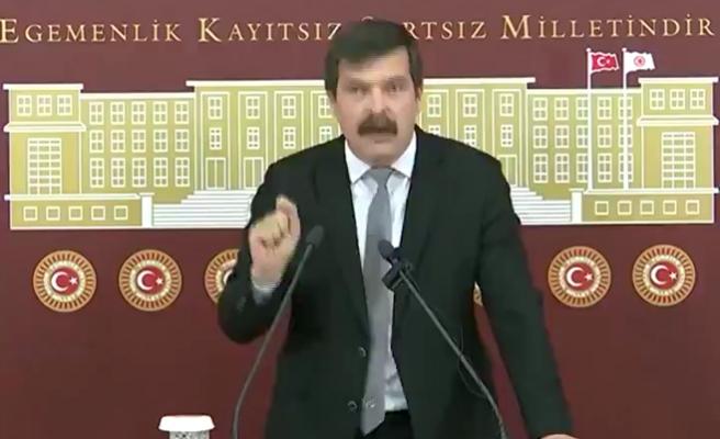 TİP Başkanı Erkan Baş'a 250 Bin Liralık Dava: 'Gasp Ettikleri Her Şeyi Ellerinden Alacağız'