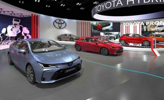 Toyota'nın yeni hibritleri hazır!