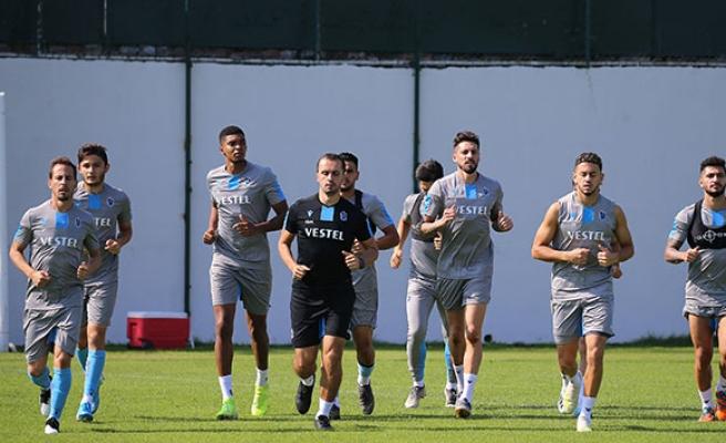 Trabzonspor, Çaykur Rizespor hazırlıklarına başladı
