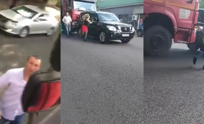 Trafikte Kamyon Şoförleriyle Tartışırken Neden İki Kere Düşünmeliyiz?