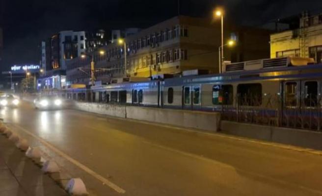 Tramvay elektrik kablolarında arıza; Şehitlik Durağı kapatıldı