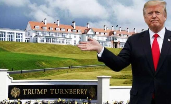 Trump'ın otelinde kaldılar! ABD ayağa kalktı
