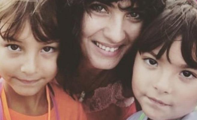 Tuba Büyüküstün: Çocuklarım bana sarılmak istediğinde…