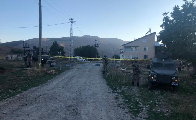 Tunceli'de bir köy karantinaya alındı!