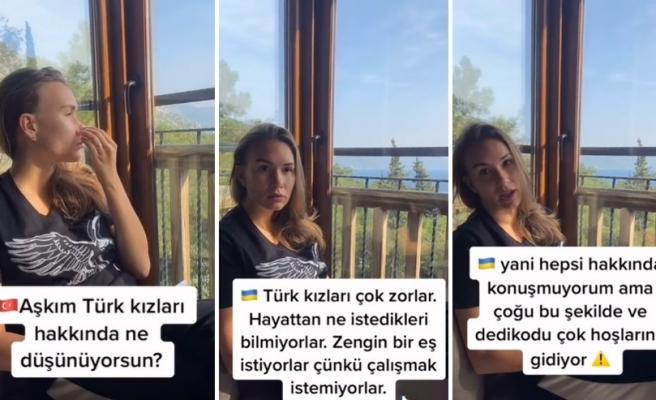 Türk Erkekle Evli Ukraynalı Kadının Türk Kadınları Hakkındaki Düşünceleri Sizi Biraz Kızdırabilir!