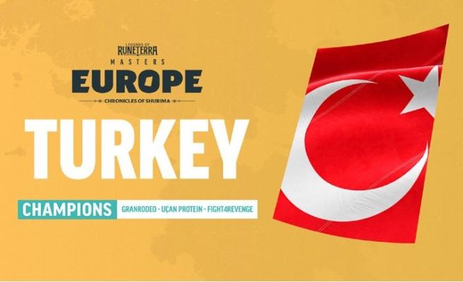 Türk oyuncular Avrupa'yı salladı!