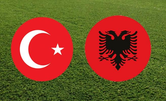 Türkiye Arnavutluk Canlı İzle| Türkiye Arnavutluk Canlı Skor Maç Kaç Kaç