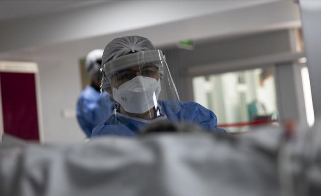 Türkiye'de Koronavirüs: Son 24 Saatte 96 Can Kaybı