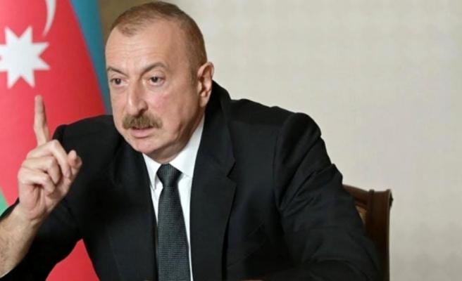 Türkiye'de toprak iddiasında bulunan Ermenilere Aliyev'den yanıt: Akılları yok