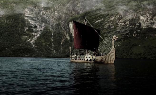 Türkiye'den Mineraller de Bulundu! Vikinglerin Kıyametten Kurtulmak İçin Yaptığı Taş Tekne Ortaya Çıktı