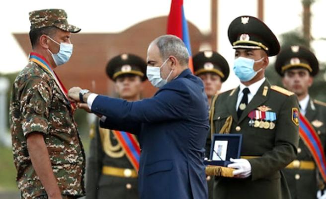 Türkiye'nin eğittiği General Haşimov'u katleden Ermeni komutan Ruben Sanamyan öldürüldü