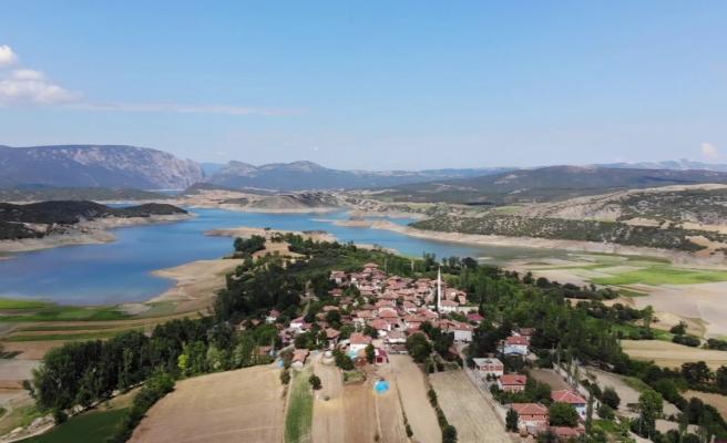 Türkiye'nin 'Küçük Kıbrıs'ı manzarası ile görenleri hayran bırakıyor