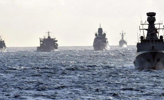 Türkiye ve ABD, Doğu Akdeniz'de ortak eğitim yapacak