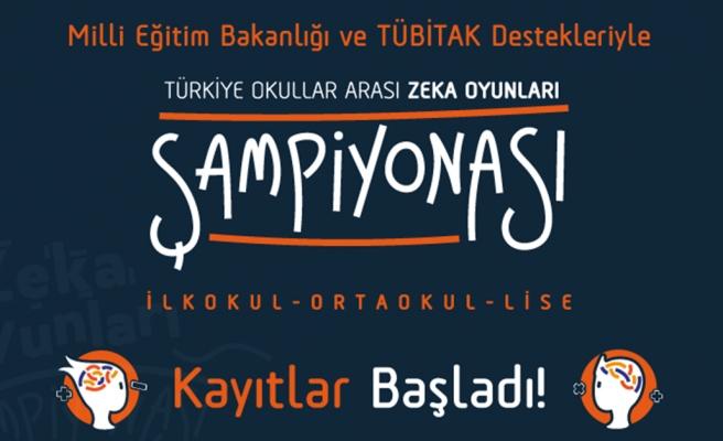 Türkiye Zeka Vakfı'ndan Bir İlk Daha: Okullar Arası Zeka Oyunları Şampiyonası!