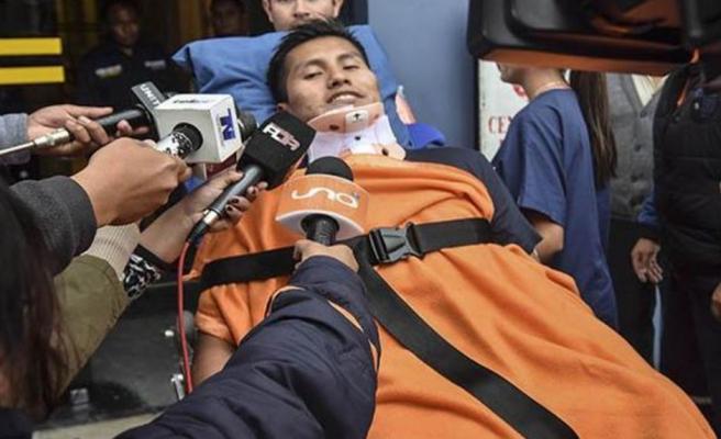 Uçak Kazasından Sağ Çıkan Adam Şimdi de 21 Kişinin Hayatını Kaybettiği Otobüs Kazasından Kurtuldu