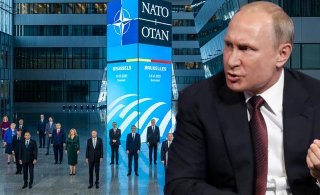 Ukrayna'nın NATO'ya kabul edileceği gelişmesi Putin'i çılgına çevirdi: Bizi çocuk gibi kandırdılar