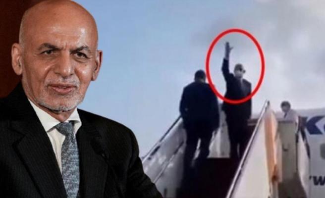 Ülkeden kaçan Eski Afganistan Cumhurbaşkanı Eşref Gani: Hayatımın en zor kararıydı, silahların susması için mecburdum