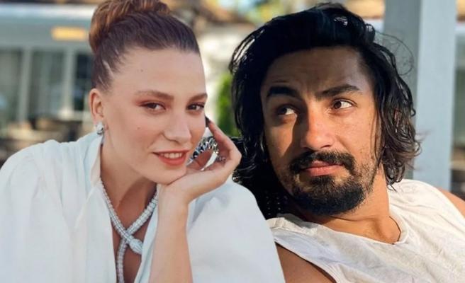 Umut Evirgen ve Serenay Sarıkaya aşkıyla ilgili bomba iddia