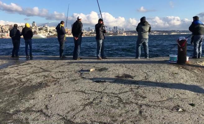 Üsküdar Belediyesi, İlçe Sınırları İçinde Balık Tutmayı Yasakladı