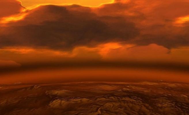 Venüs'te yaşam umudu