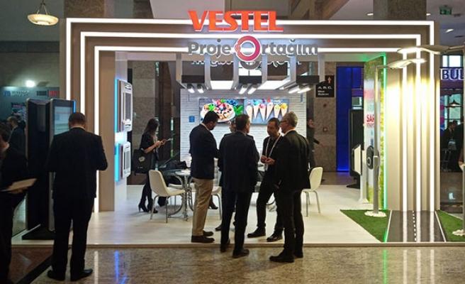Vestel Proje Ortağım'ın çözümleri Perakende Günleri'nde