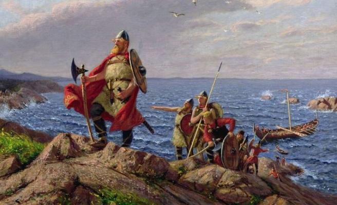 Vikingler hakkında müthiş keşif!