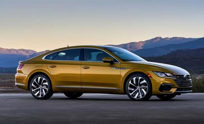 VW Arteon'un güvenlik kalkanı