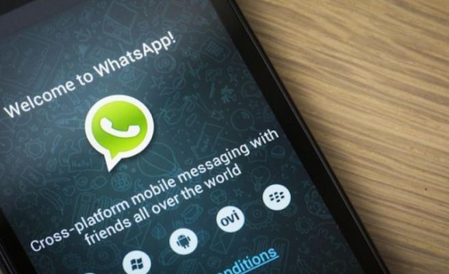 WhatsApp Web'e, çoktan koyu mod