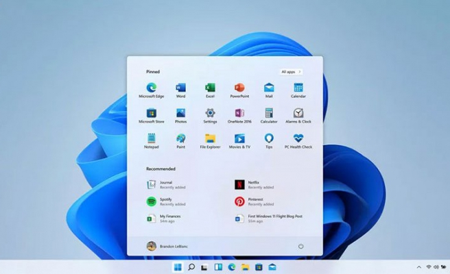 Windows 11'den Windows 10'a engel