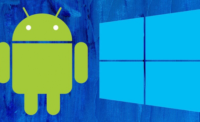 Windows ve Android engeline son!