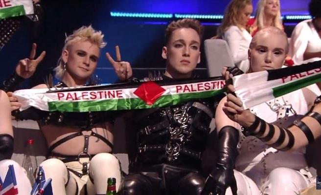 Yarışma Kuralları İhlal Edilmiş: Eurovision, Filistin'e Desteği Nedeniyle İzlanda'ya Para Cezası Verdi