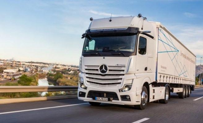 Yeni Mercedes-Benz Actros