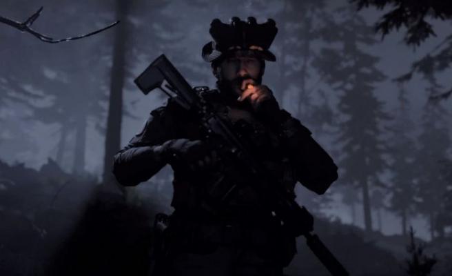 Yeni Modern Warfare tanıtıldı