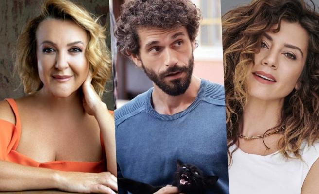 Yerli 'The Split' dizisine üç bomba oyuncu!