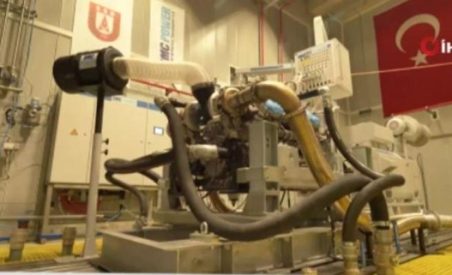 Yerli ve milli tank motoru olan bin beygirlik 'UTKU' başarıyla çalıştı