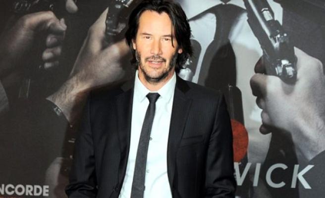 Yıldız oyuncu Keanu Reeves, yeni filmi için tanınmaz hale geldi