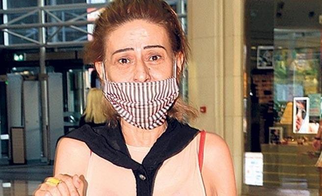Yıldız Tilbe aşıdan sonra maskeye de karşı çıktı