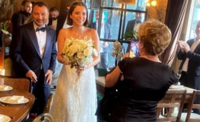 Yönetmen Uluç Bayraktar evlendi