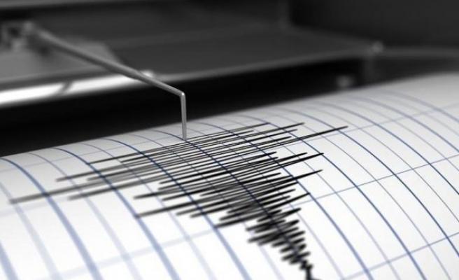 Yunanistan'da 5.7 büyüklüğünde deprem