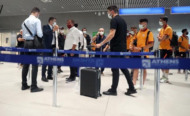 Yunanistan'da test skandalı! Galatasaray Türkiye'ye dönüyor