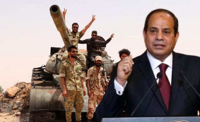 Yunanistan, Libya'da umudunu darbeci Sisi'ye bağladı: Türkiye'nin şansı yok